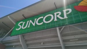 Suncorp Stadium Skysign- 2016 LED ASGA Sign of the Year